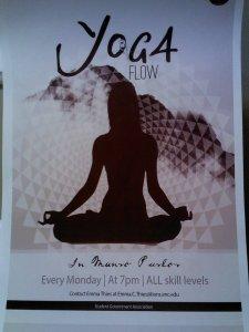 Yoga at ENC